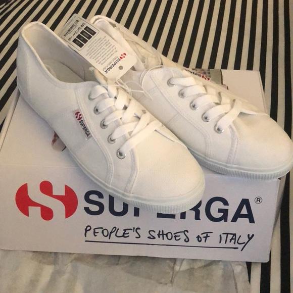 NWT Superga Canvas Sneakers NWT